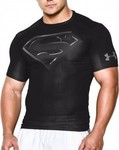 Under Armour Superman Compression Top 1244399-005