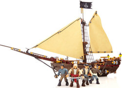 Mega Bloks Assassin`s Creed: Gunboat Takeover