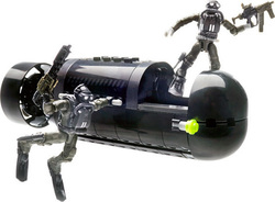 Mega Bloks Call of Duty: Seal Sub Recon