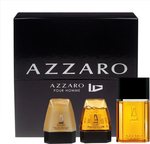 Azzaro Pour Homme Eau De Toilette 100ml & Shower Gel 75ml & After Shave Balm 75ml