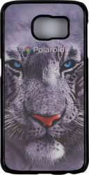 Polaroid Back Cover Πλαστικό Tiger (Galaxy S6)