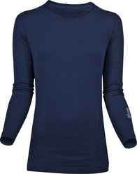 Mikasa Masami Women Underwear Long Sleeve Navy MT 455