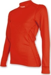 Sensor Double Face L / S Tee Women Red