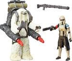 Hasbro Star Wars: Rogue One - Scarif Stormtrooper & Moroff Deluxe Pack
