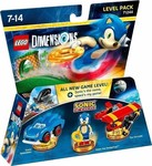 Lego Dimensions - Level Pack Sonic Hedgehog