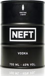 Neft Vodka Premium Black 700ml