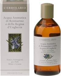 L' Erbolario Aromatic Rosemary Water or Queen of Hungary's Water 200ml