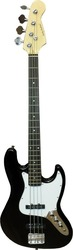 Jacky Jackson EA9326D BLACK JAZZ BASS Ηλεκτρικό Μπάσσο