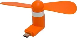 Micro USB Mini Fun Orange