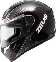Zeus ZS-811 AL6 Black/Red