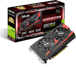 Asus GeForce GTX1050 2GB Expedition OC (90YV0A84-M0NA00)