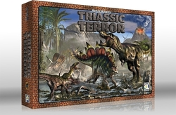 Eagle-Gryphon Games Triassic Terror
