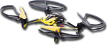 Rayline R8 Quadcopter WiFi Yellow