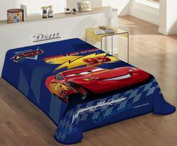 Dim Collection Βελουτέ Disney Speed Cars Blue