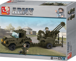 Sluban Army: Antiaircraft Artillery 221τμχ