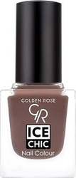 Golden Rose Ice Chic Nail Colour 65