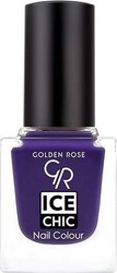 Golden Rose Ice Chic Nail Colour 54
