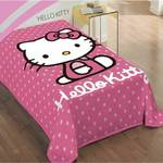 Dim Βελουτέ Sanrio Hello Kitty Pink