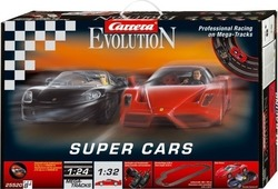 Carrera Evolution Super Cars