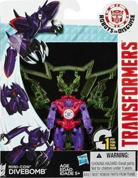 Hasbro Transformers: Robots in Disguise Mini-Con Divebomb