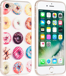 YouSave Accessories Back Cover Σιλικόνης Doughnut (iPhone 8/7)