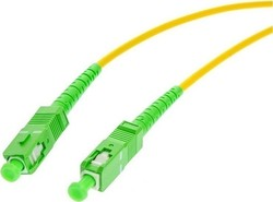 Opton Optical Fiber Cable 3m Πράσινο (52607)