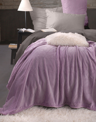 Rythmos Υπέρδιπλη Fleece Sonic Purple 220x240