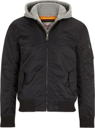 Lonsdale Clifton All Seasons Flight 115482 Black