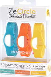 MyKronoz Zecircle 3 Wristbands Accessory 3Pack