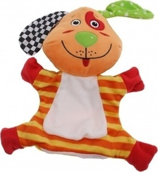 Lelly Baby World Puppets - Plush Toy