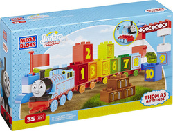 Mega Bloks Thomas & Friends: Junior Builders 35τμχ