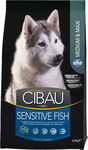 Cibau Fish Sensitive Medium & Maxi 12kg
