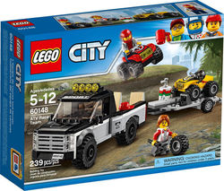 Lego ATV Race Team 60148