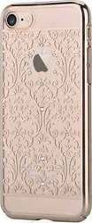 Devia Baroque Back Cover Champagne Gold (iPhone 7 Plus)