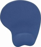 Manhattan Gel MousePad Wrist Rest Blue
