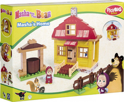 Big Toys Playbig Bloxx Masha's Home