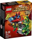 Lego Mighty Micros Spider-man Vs Scorpion 76071