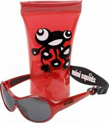Eyetribe Mini Squids Red 0-2yr MS007