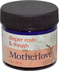 Motherlove Diaper Rash & Thrush 30ml