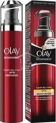 Olay Regenerist 3 Point Day Cream Moisturiser 30SPF 50ml