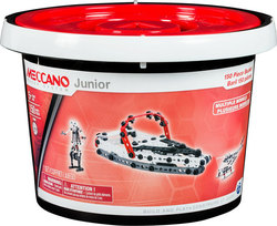 Meccano Junior: 150 Pieces Bucket