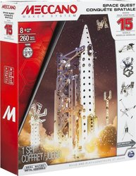 Meccano 15 Model Set Space Quest