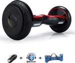 Smart Balance Wheel 10'' BIG WHEEL A6-10-BLACK/RED