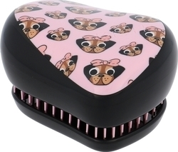 Tangle Teezer Compact Styler Hairbrush Pug Love