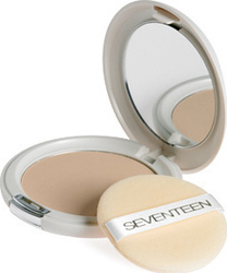 Seventeen Natural Silky Compact Powder 4 Rosy 12gr