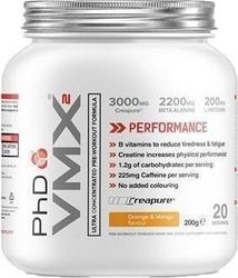 PhD Nutrition VMX2 200gr Orange Mango