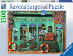 The Red Bicycle 1500pcs (16349) Ravensburger