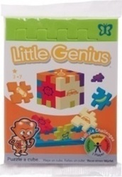 Little Genius 6 Pack 36pcs (LG300) Happy
