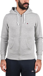 Champion Hooded Full Zip Sweatshirt 209906-357