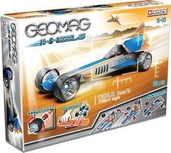 Geomag Wheels Speed Land Record